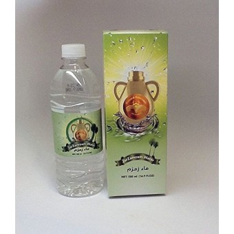 Zamzam Water 3 Bottles
