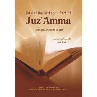 Tafseer Ibn Katheer - Juz Amma