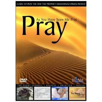 Pray as you have Seen Me Pray DVD