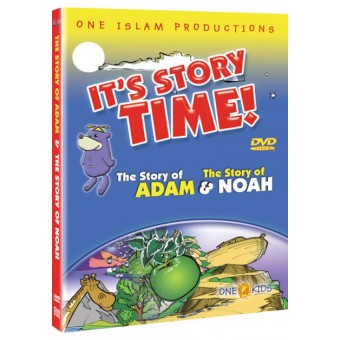 It's Storytime: The Story of Adam and Noah